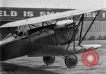 Image of Curtiss P-1Hawk Pursuit AT-4 Michigan United States USA, 1926, second 35 stock footage video 65675072198