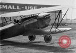 Image of Curtiss P-1Hawk Pursuit AT-4 Michigan United States USA, 1926, second 36 stock footage video 65675072198