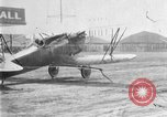 Image of Curtiss P-1Hawk Pursuit AT-4 Michigan United States USA, 1926, second 38 stock footage video 65675072198