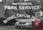 Image of National Capital Area parks Washington DC USA, 1935, second 11 stock footage video 65675072201