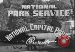 Image of National Capital Area parks Washington DC USA, 1935, second 12 stock footage video 65675072201