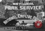 Image of National Capital Area parks Washington DC USA, 1935, second 13 stock footage video 65675072201