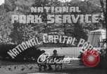 Image of National Capital Area parks Washington DC USA, 1935, second 14 stock footage video 65675072201