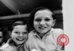 Image of war refugee children New York United States USA, 1942, second 13 stock footage video 65675072208
