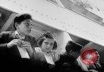 Image of war refugee children New York United States USA, 1942, second 17 stock footage video 65675072208