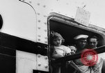 Image of war refugee children New York United States USA, 1942, second 20 stock footage video 65675072208