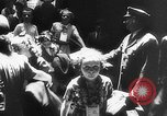 Image of war refugee children New York United States USA, 1942, second 24 stock footage video 65675072208