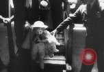 Image of war refugee children New York United States USA, 1942, second 28 stock footage video 65675072208