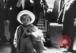 Image of war refugee children New York United States USA, 1942, second 29 stock footage video 65675072208