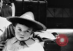 Image of war refugee children New York United States USA, 1942, second 34 stock footage video 65675072208