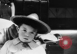Image of war refugee children New York United States USA, 1942, second 35 stock footage video 65675072208