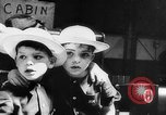 Image of war refugee children New York United States USA, 1942, second 37 stock footage video 65675072208