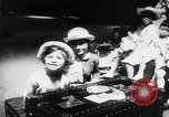 Image of war refugee children New York United States USA, 1942, second 38 stock footage video 65675072208
