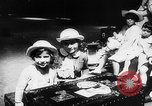 Image of war refugee children New York United States USA, 1942, second 39 stock footage video 65675072208