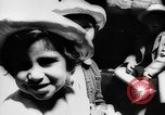 Image of war refugee children New York United States USA, 1942, second 40 stock footage video 65675072208