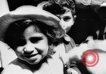 Image of war refugee children New York United States USA, 1942, second 41 stock footage video 65675072208