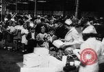Image of war refugee children New York United States USA, 1942, second 44 stock footage video 65675072208