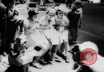 Image of war refugee children New York United States USA, 1942, second 46 stock footage video 65675072208