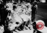Image of war refugee children New York United States USA, 1942, second 47 stock footage video 65675072208