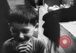 Image of war refugee children New York United States USA, 1942, second 55 stock footage video 65675072208