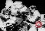 Image of war refugee children New York United States USA, 1942, second 56 stock footage video 65675072208