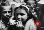 Image of war refugee children New York United States USA, 1942, second 60 stock footage video 65675072208
