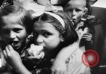Image of war refugee children New York United States USA, 1942, second 61 stock footage video 65675072208