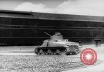 Image of tanks United States USA, 1942, second 26 stock footage video 65675072212
