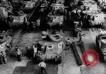 Image of tanks United States USA, 1942, second 30 stock footage video 65675072212