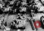 Image of tanks United States USA, 1942, second 31 stock footage video 65675072212