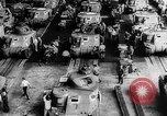 Image of tanks United States USA, 1942, second 33 stock footage video 65675072212