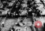 Image of tanks United States USA, 1942, second 34 stock footage video 65675072212