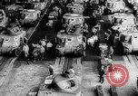 Image of tanks United States USA, 1942, second 35 stock footage video 65675072212