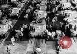 Image of tanks United States USA, 1942, second 37 stock footage video 65675072212