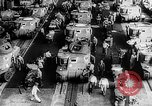 Image of tanks United States USA, 1942, second 38 stock footage video 65675072212