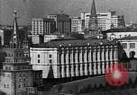 Image of victory celebration Moscow Russia Soviet Union, 1945, second 32 stock footage video 65675072216