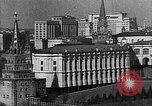 Image of victory celebration Moscow Russia Soviet Union, 1945, second 34 stock footage video 65675072216