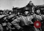 Image of victory celebration Moscow Russia Soviet Union, 1945, second 56 stock footage video 65675072216