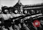 Image of victory celebration Moscow Russia Soviet Union, 1945, second 57 stock footage video 65675072216
