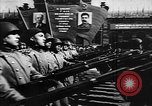 Image of victory celebration Moscow Russia Soviet Union, 1945, second 59 stock footage video 65675072216