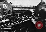 Image of victory celebration Moscow Russia Soviet Union, 1945, second 60 stock footage video 65675072216