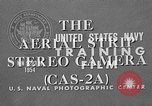 Image of CAS-2A aerial camera United States USA, 1954, second 21 stock footage video 65675072217