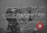 Image of CAS-2A aerial camera United States USA, 1954, second 1 stock footage video 65675072218