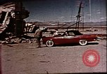 Image of Operation Cue nuclear test aftermath Nevada United States USA, 1955, second 2 stock footage video 65675072223