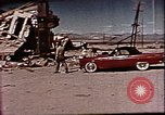 Image of Operation Cue nuclear test aftermath Nevada United States USA, 1955, second 3 stock footage video 65675072223