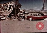Image of Operation Cue nuclear test aftermath Nevada United States USA, 1955, second 4 stock footage video 65675072223
