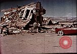 Image of Operation Cue nuclear test aftermath Nevada United States USA, 1955, second 7 stock footage video 65675072223