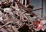 Image of Operation Cue nuclear test aftermath Nevada United States USA, 1955, second 20 stock footage video 65675072223