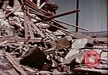 Image of Operation Cue nuclear test aftermath Nevada United States USA, 1955, second 22 stock footage video 65675072223