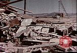 Image of Operation Cue nuclear test aftermath Nevada United States USA, 1955, second 25 stock footage video 65675072223